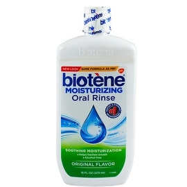Biotene Moisturizing Oral Rinse 16 oz