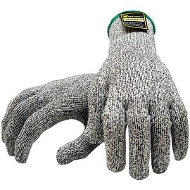 G & F 67100XL Food Service Gloves, Grey, Extra Large