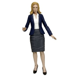 "The X-Files 7"" Action Figure: Agent Dana Scully"