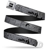 Steven Universe Logo Full Color Black White Steven Universe Pet Contest Seatbelt Belt