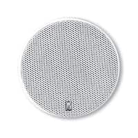 PolyPlanar 11228W Poly-Planar 5.25- Inch Round Flush-Mount Marine Speakers (Pair)