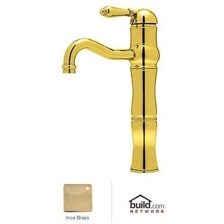 Rohl A3672LM-2 Country Bath Bathroom Faucet with Metal Lever Handle