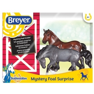 Breyer StableMates 1:32 Scale Mystery Foal Suprise New Sealed