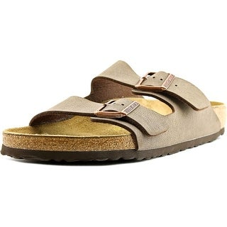 Birkenstock Arizona   Open Toe Leather  Slides Sandal