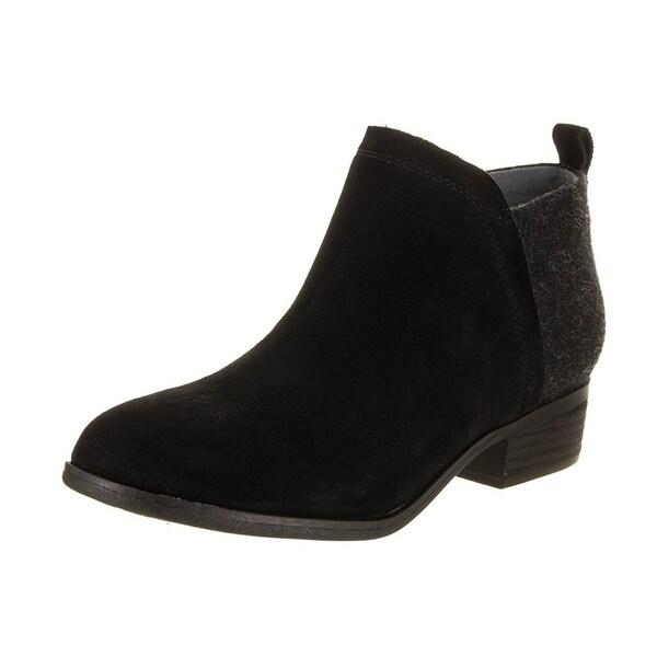 TOMS Womens Majcut Cotton Open Toe Casual Mule Sandals