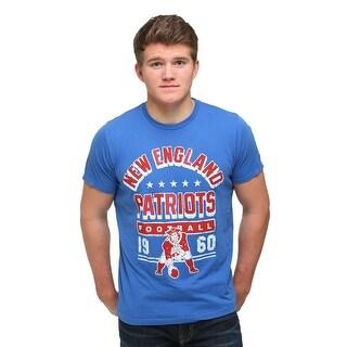 New England Patriots Kickoff Crew T-Shirt