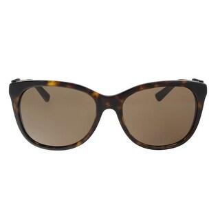 DKNY DY4126 301673 Brown/Gold Cat Eye Sunglasses - 57-17-140