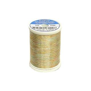 143 7020 Sulky Metallic Thread King Sz 750yd Gold Red Grn