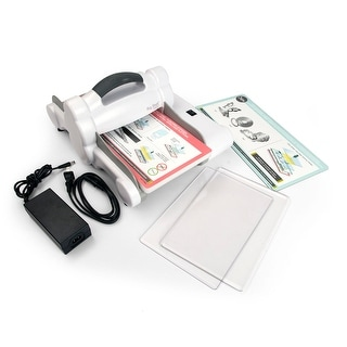 Link to Sizzix Big Shot Express Die Cut and Embossing Electric Machine Similar Items in Gardening