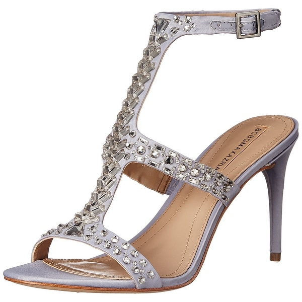 BCBGMAXAZRIA Womens ma-ping Open Toe Bridal T-Strap Sandals