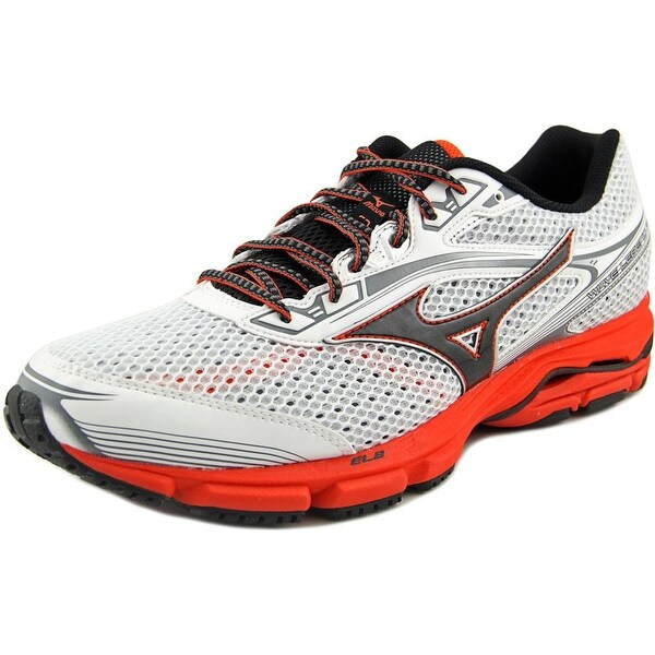 Mizuno Wave Legend 3 Men White/Red/Black Running Shoes