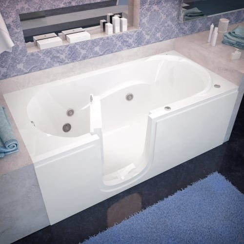 Avano AV3060SILH Step-In Tubs 59-5/8\