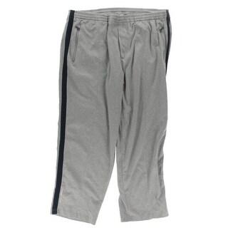 Polo Ralph Lauren Mens Big & Tall Jogger Pants Zipper Pocket Striped