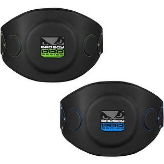 Bad Boy Pro Series 2.0 Protective MMA Training Belly Pad - One size