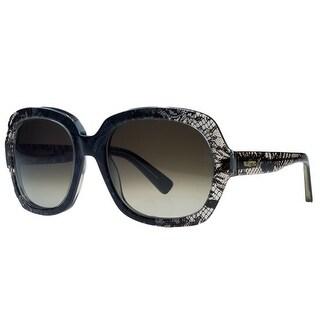 Valentino V678/S 032 Grey Square Sunglasses
