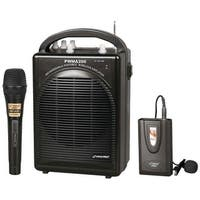 Pyle Pro rechargeable portable PA system