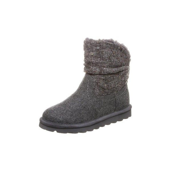 """Bearpaw Casual Boots Womens Virginia 7"""" Shaft Slouchy Neverwet. Opens flyout."""