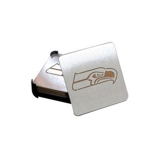 Seattle Seahawks Boasters 4 Pack Coaster Set