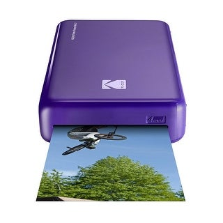 Kodak Mini 2 HD Wireless Portable Mobile Instant Photo Printer, Print Social Media Photos, Premium Quality Full Color Prints