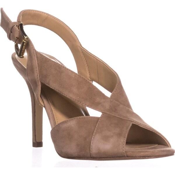 e81052be6ec Shop MICHAEL Michael Kors Becky Cross Strap Dress Sandals