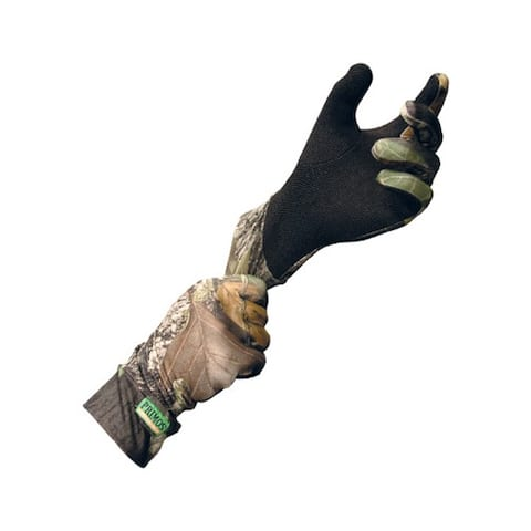 Primos ps6396 primos stretch fit glove w/sure-grip mossy oak new bu