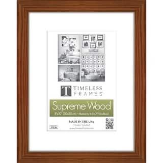 Shop Timeless Frames 73263 Regal Walnut Wall Frame 8 X 12 In