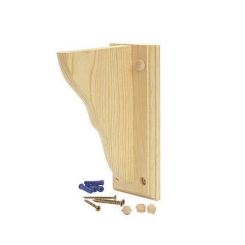 Waddell 351 Wood Shelf Bracket