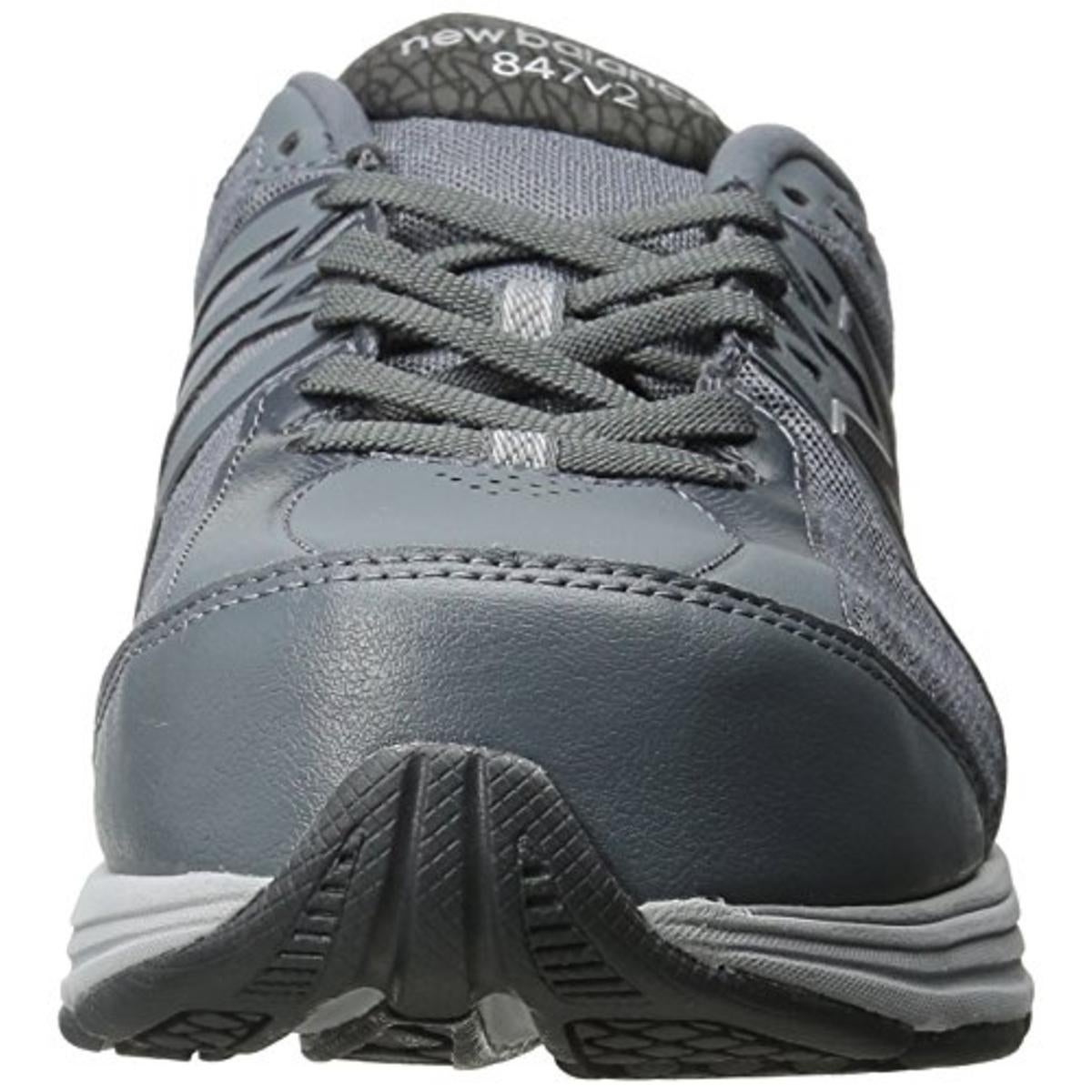 5d9772c03172e Shop New Balance Mens 847v2 Walking Shoes Non-Marking Rollbar Technology -  Free Shipping Today - Overstock - 22729426