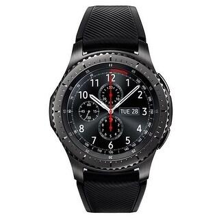 Samsung Gear S3 Frontier Gear S3 Frontier Dark Gray Watch