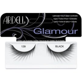 Ardell Fashion Glamour Lashes, Black [139] 1 ea