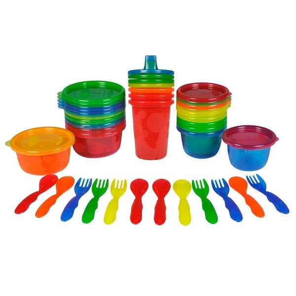 The First Years Take & Toss Feeding Variety Pack - 28 Piece