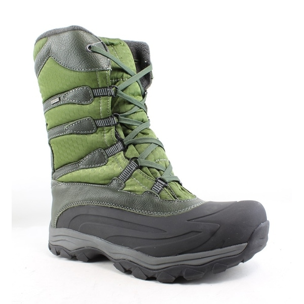 Shop Maine Woods Mens Winterhawk Green Snow Boots Size 13 - Free Shipping  Today - - 27431966 89fedb2da