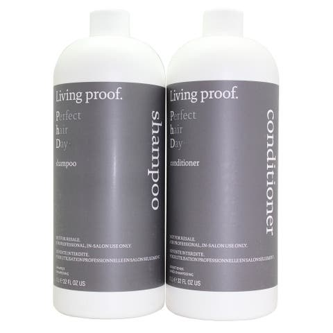 Living Proof Perfect Hair Day (PhD) Shampoo and Conditioner 32oz DUO