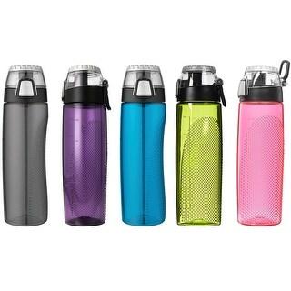 Thermos 32 oz. Eastman Tritan Flip-Cap Hydration Water Bottle w/ Rotating Meter - 24 oz.