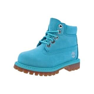 Timberland Girls Casual Boots Ankle Primaloft - 6 medium (b,m) toddler