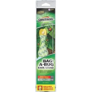 Spectracide HG-16904-5 Bag-A-Bug Kwikstand Beetle Trap Stands