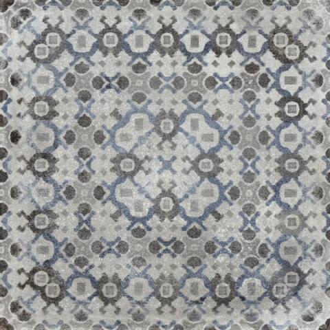 Maranello Ceramic Italian Tile in Sophia (8 x 8, 7 Sq. Ft.)