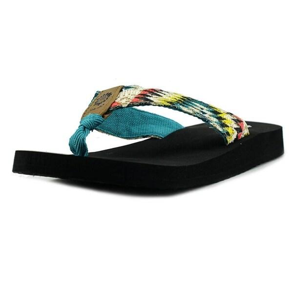 Yellow Box BritemacIIKan   Open Toe Synthetic  Flip Flop Sandal