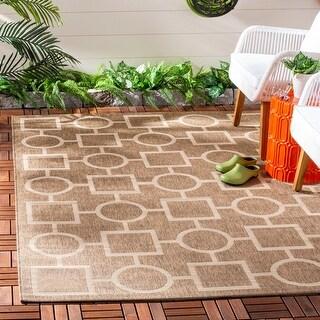 Safavieh Courtyard Sharlene Indoor/ Outdoor Rug