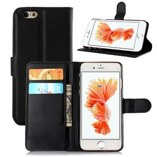 iPhone 6/6 Plus & 7/7Plus Wallet Case With Flip Stand