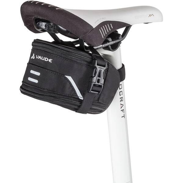 Black Vaude Tool Bike Saddlebag