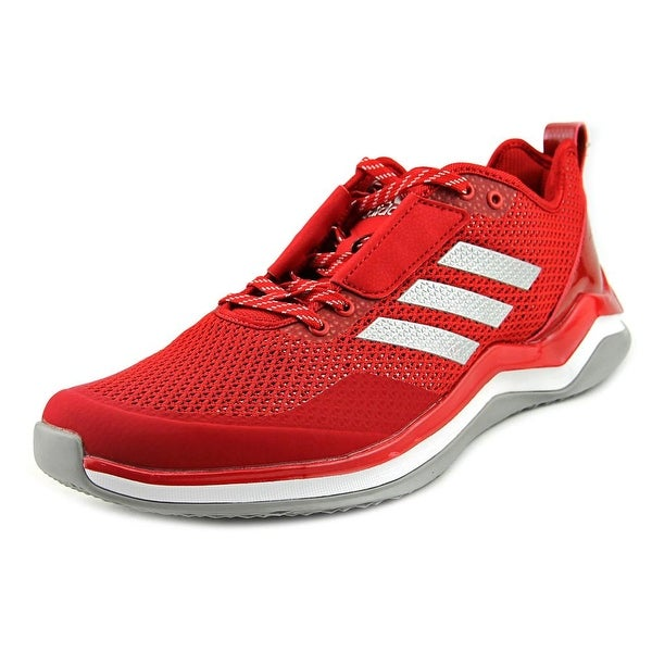 Shop Adidas Speed Trainer 3.0 Men Round Toe Synthetic Red