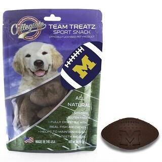 Collegiate Michigan Pet Dog Treats
