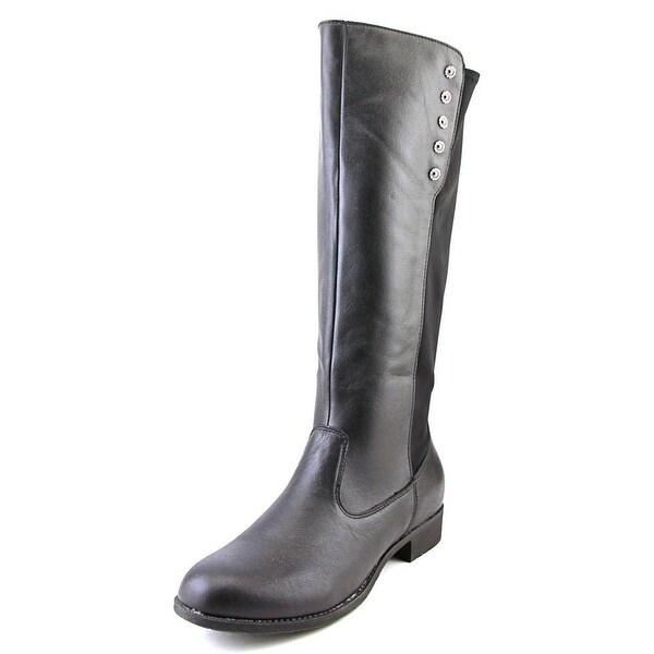 Propet Charlotte Women Black Boots