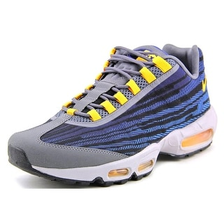 Nike Air Max 95 JCRD Men Round Toe Synthetic Blue Sneakers
