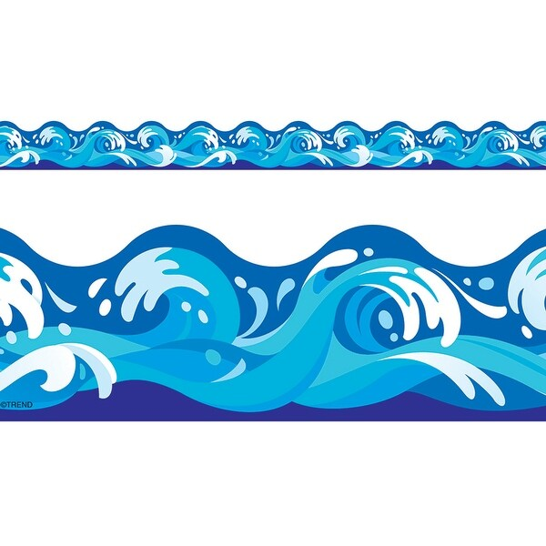 Water Waves Terrific Trimmer