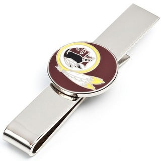 Washington Redskins Tie Bar - Silver