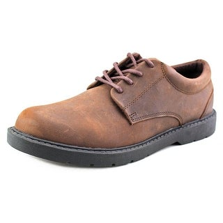 School Issue Scholar 5200 Round Toe Leather Oxford
