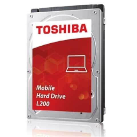 Toshiba Hard Drive HDWJ110UZSVA 1TB SATA 3Gb/s 5400RPM 8MB 2.5 inch Bulk Pack