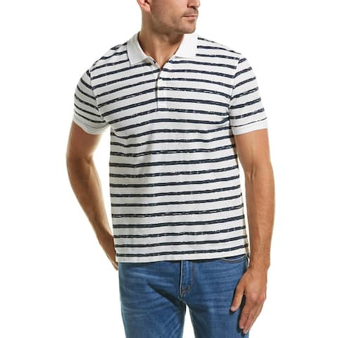 Atm Striped Polo